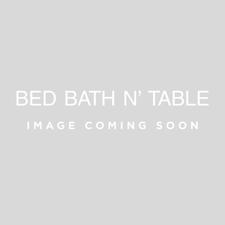 COTTON HOUSE RAVELLO BEACH TOWEL  - CRYSTAL BLUE / WHITE