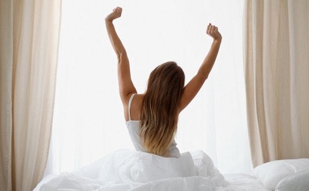 Wake up fresh