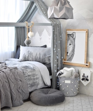 Insta-worthy kids room