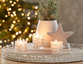 Candles & Holders