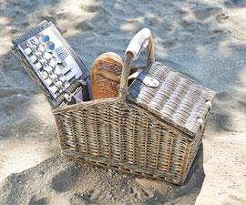Picnic & Beach Fun