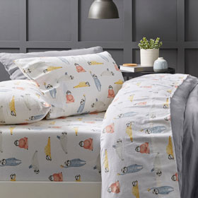 Kids Sheets & Pillowcases