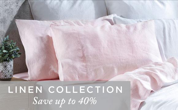 Linen Collection Sale