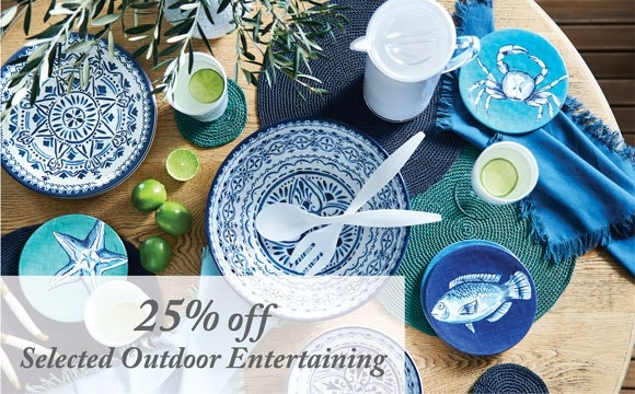Selected Outdoor 25% off