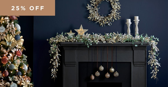 25% off Christmas