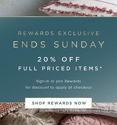 Rewards Exclusive