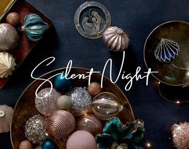 Silent Night Christmas Lookbook