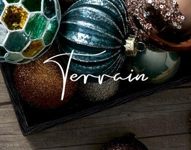 Terrain Christmas Lookbook