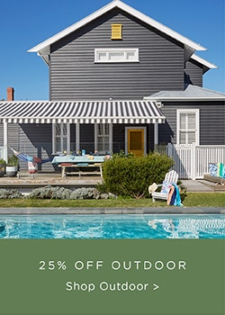 Outdoor Living 25% Off